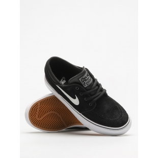 Ethic купить Кеды Nike SB Stefan Janoski GS (black/white gum med brown)