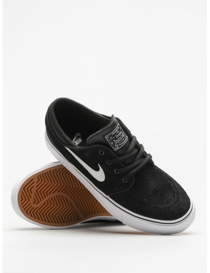 Кеды Nike SB Stefan Janoski GS (black/white gum med brown)