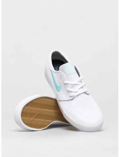 Кеды Nike SB Zoom Janoski Canvas Rm (white/tropical twist white)