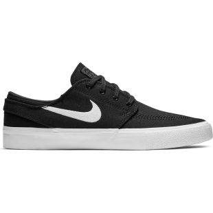 Кеди Nike SB Zoom Janoski Cnvs Rm (black/white thunder grey gum light brown)