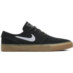 Кеди Nike SB Zoom Janoski Rm (black/white black gum light brown)