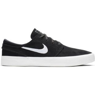 Кеди Nike SB Zoom Janoski Rm (black/white thunder grey gum light brown)
