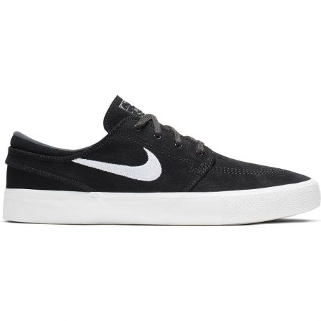 Кеды Nike SB Zoom Janoski Rm (black/white thunder grey gum light brown)