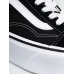 Кеды Vans Old Skool Platform (black/white)
