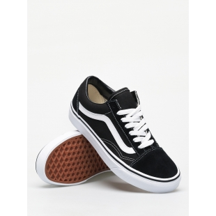 Ethic купить Кеды Vans Old Skool (black/white)