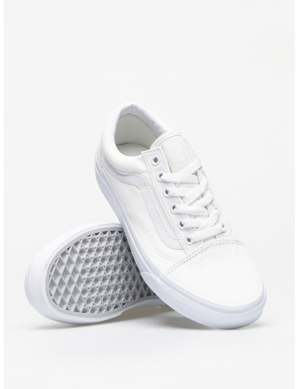 Кеды Vans Old Skool (true white)