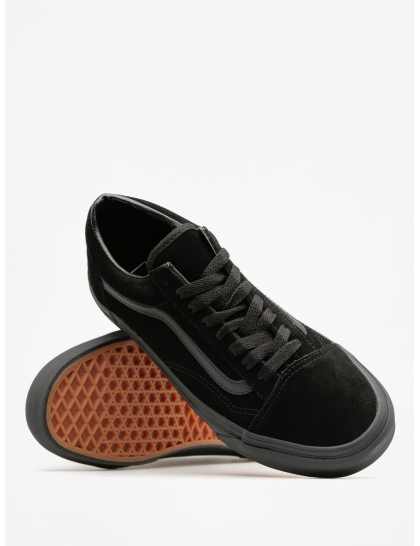 Кеды Vans Old Skool (suede/black/black/black)