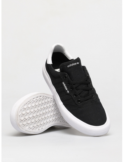 Кеды Adidas 3Mc (core black/core black/ftwr white)