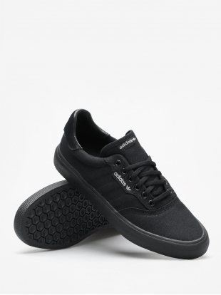 Кеды Adidas 3Mc (core black/core black/grey two f17)