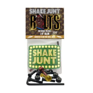 Shake Junt Zion Wright Pro Allen Bolts (black/brown/gold)