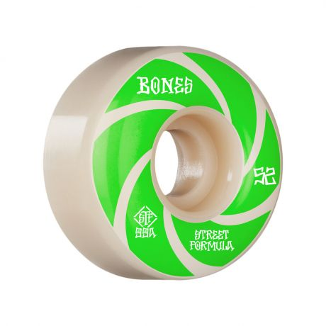 Bones Wheels STF Patterns V1 white 2020