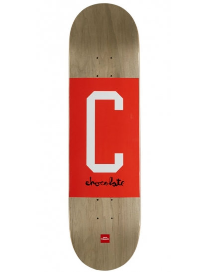 Chocolate Deck Fernandez C Sport (red/grey/white)