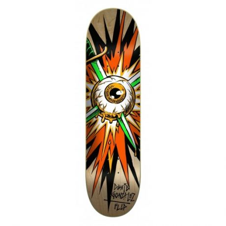 Flip Deck Gonzalez Blast (green/orange)