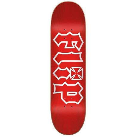 Flip Deck HKD Burst (red)