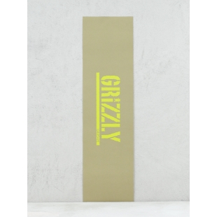 Ethic купить Grizzly Griptape Stamp Necessities Grip (sand/yellow)