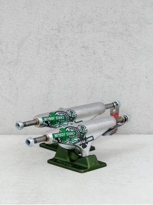Independent Trucks Stg 11 Forged Hollow Joslin (silver green)