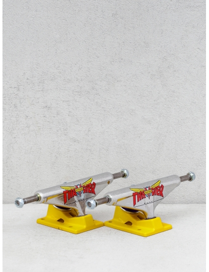 Venture Trucks X Thrasher Tm Hi (polished/yellow)