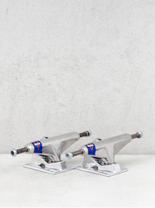 Venture Trucks All Polished V Lights Lo (silver/w red)