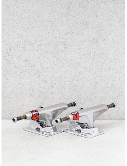 Venture Trucks All Polished V Hollow Lo (silver/w red)