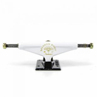 Venture Trucks Biebel Brillnt Vlt (white/black)