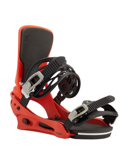 Burton Cartel bright red