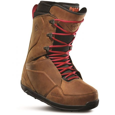 Mens ThirtyTwo Lashed Premium Snowboard boots (brown)