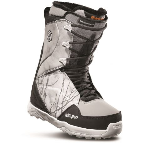 Womens ThirtyTwo Lashed Melancon Snowboard boots (grey/black)