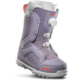 Womens ThirtyTwo Stw Boa Snowboard boots (purple)