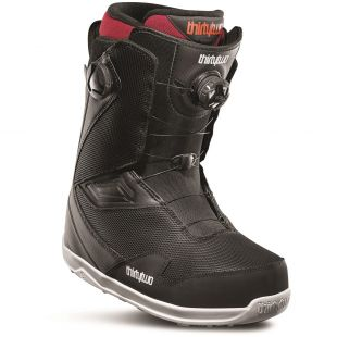 Mens ThirtyTwo Tm 2 Double Boa Snowboard boots (black)