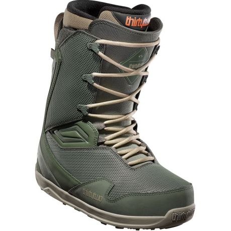 Mens ThirtyTwo Tm 2 Snowboard boots (green)