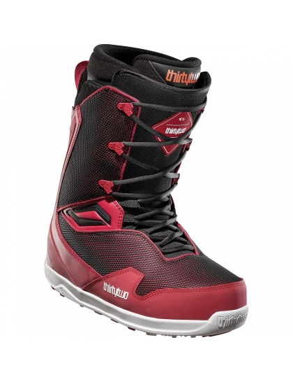 Mens ThirtyTwo Tm 2 Snowboard boots (red/black)