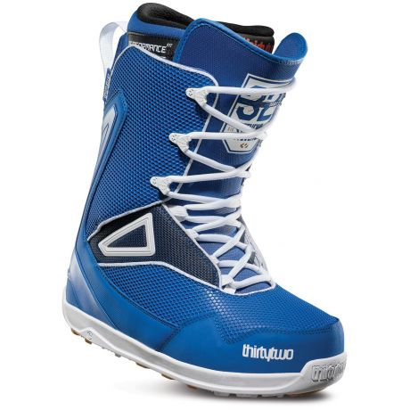 Mens ThirtyTwo Tm 2 Stevens Snowboard boots (blue/white/gum)