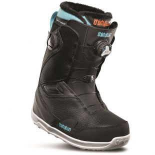 Womens ThirtyTwo Tm 2 Double Boa Snowboard boots (black/blue)