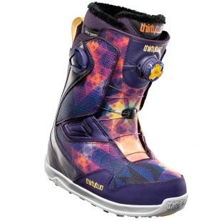 Womens ThirtyTwo Tm 2 Double Boa Snowboard boots (purple)