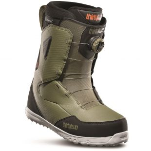 Mens ThirtyTwo Zephyr Boa Snowboard boots (olive/black)