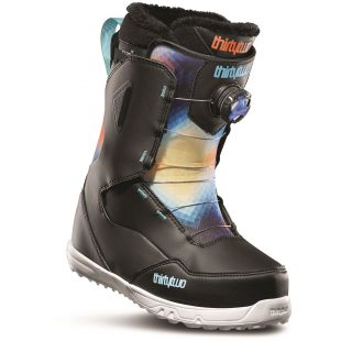 Womens ThirtyTwo Zephyr Boa Snowboard boots (black/blue/white)