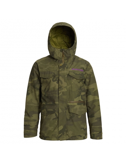 Куртка Burton Covert worn camo