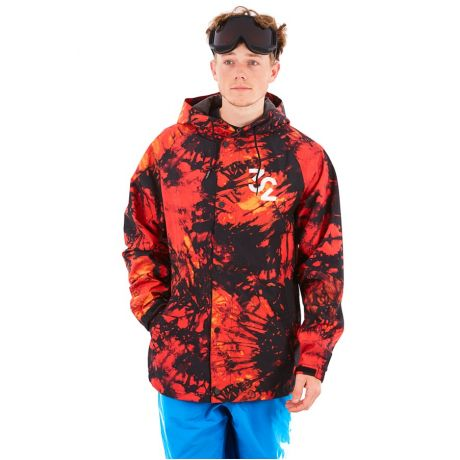 Куртка ThirtyTwo Grasser (red/black)