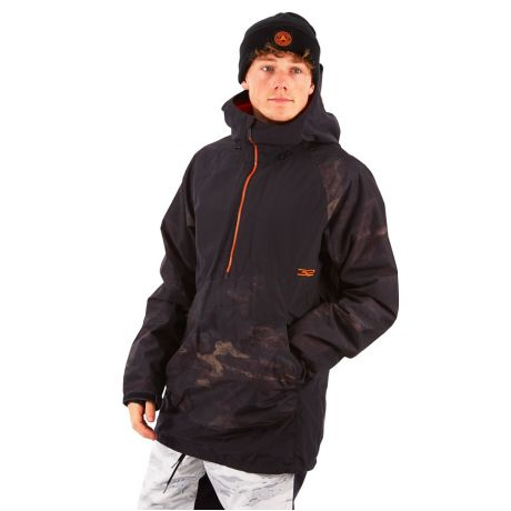 Куртка ThirtyTwo Jp Anorak (black)