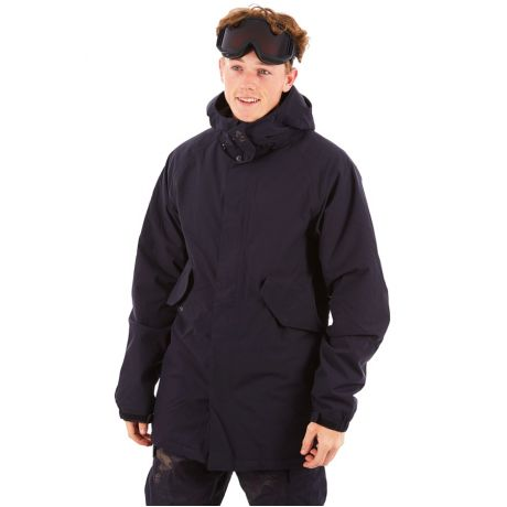 Куртка ThirtyTwo Lodger Parka (black)