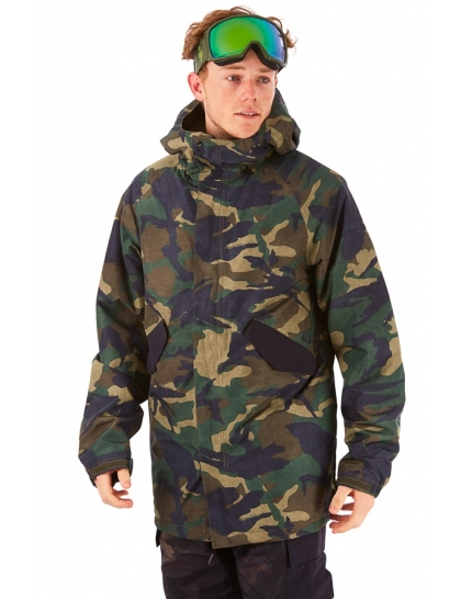 Куртка ThirtyTwo Lodger Parka (camo)