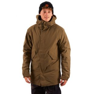 Куртка ThirtyTwo Lodger Parka (olive)
