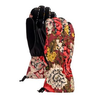 Burton Profile Glv Gloves Wmn (cheetah floral)