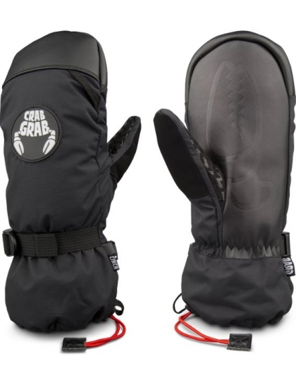 Crab Grab Cinch Mitt Gloves (black)