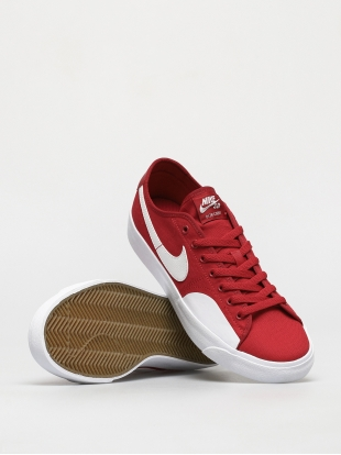 Кеды Nike SB Blazer Court (gym red/white gym red gum light brown)