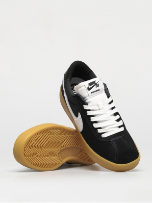 Кеды Nike SB Bruin React Shoes (black/white black gum light brown)