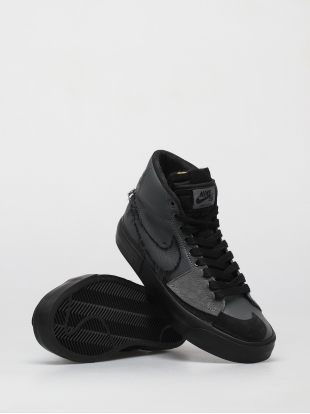 Кеды Nike SB Zoom Blazer Mid Edge (iron grey/black black)