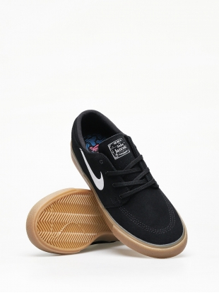 Кеды Nike SB Zoom Janoski Rm (black/white black gum light brown)