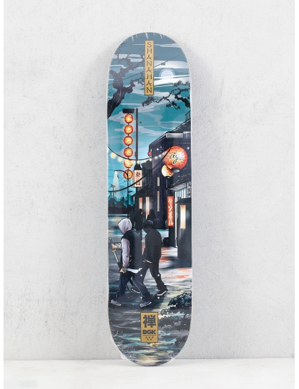 DGK Deck Zen Shanahan (assorted)