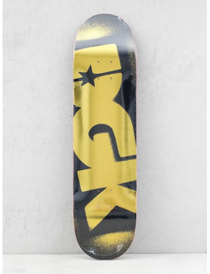 DGK Deck Og Logo (black/gold)